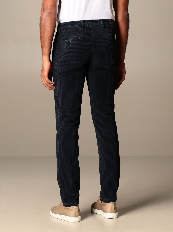 Pantalón Briglia: Pantalón hombre Briglia azul oscuro 2