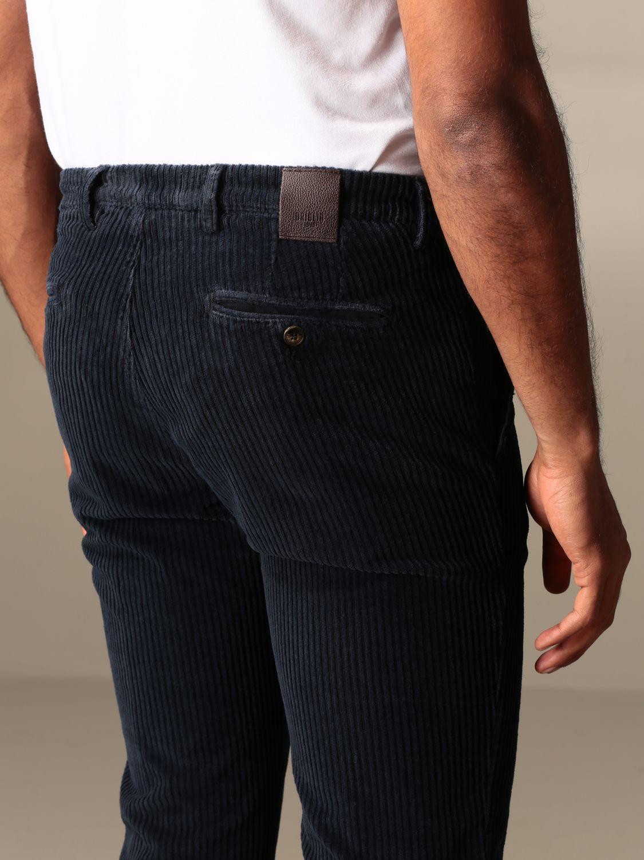 Pantalón Briglia: Pantalón hombre Briglia azul oscuro 3