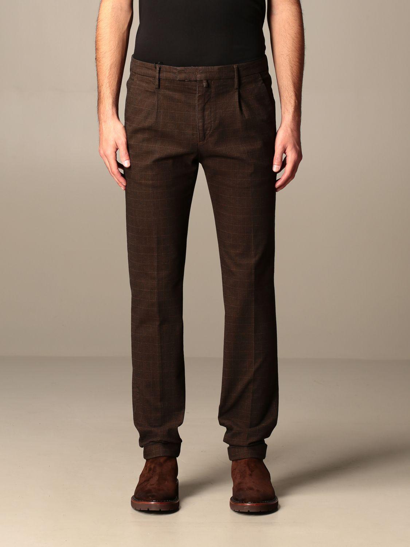 Pantalón Briglia: Pantalón hombre Briglia marrón 1