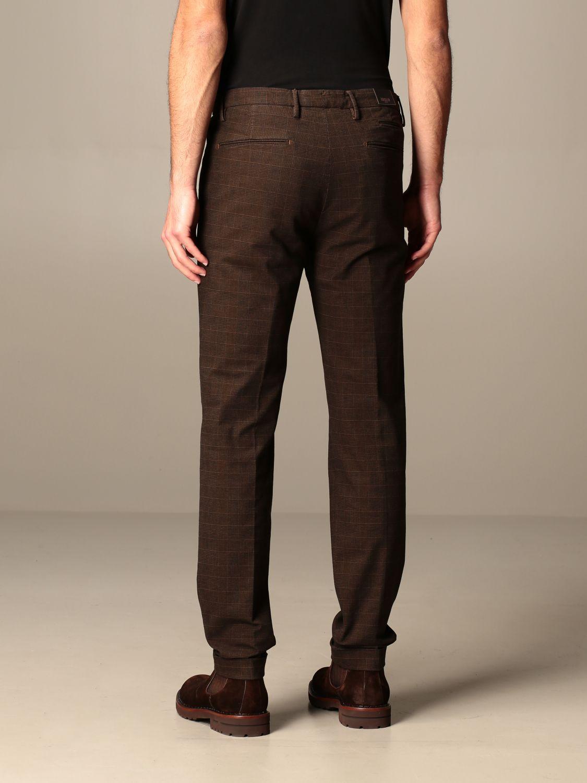 Pantalón Briglia: Pantalón hombre Briglia marrón 2