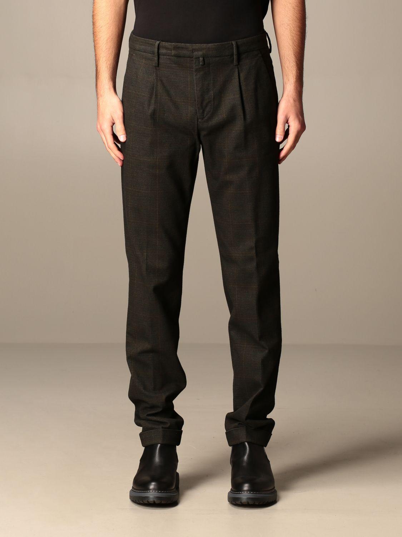 Pants Briglia: Pants men Briglia green 1