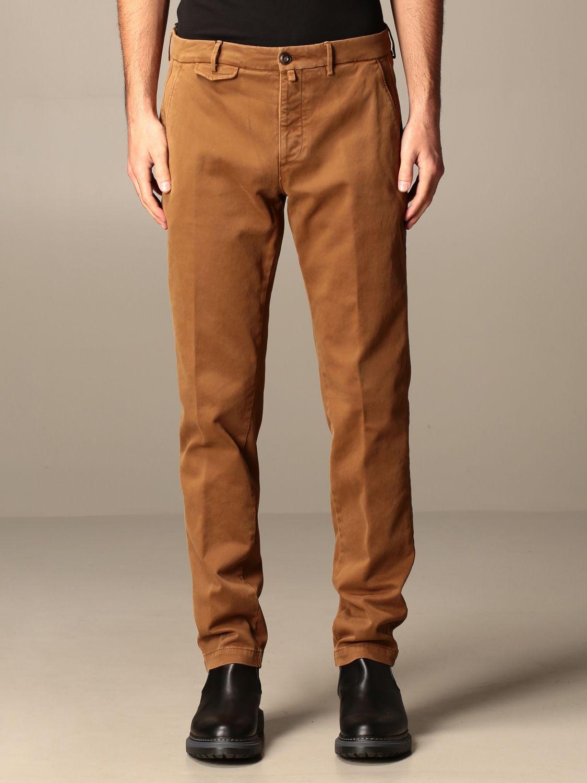 Pantalon Briglia: Pantalon homme Briglia noisette 1