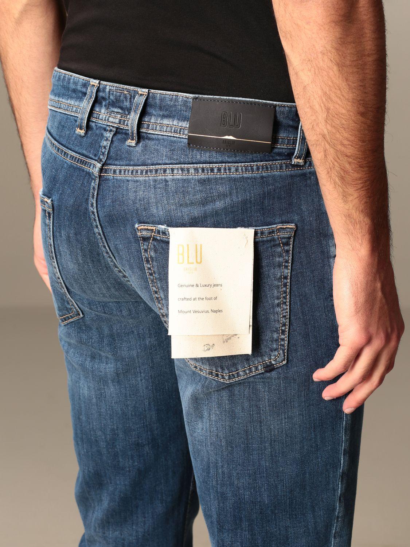 Jeans Briglia: Pantalon homme Briglia denim 3