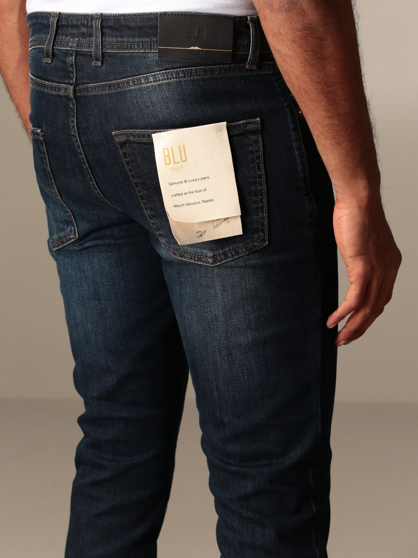 Jeans Briglia: Briglia jeans in used denim denim 3