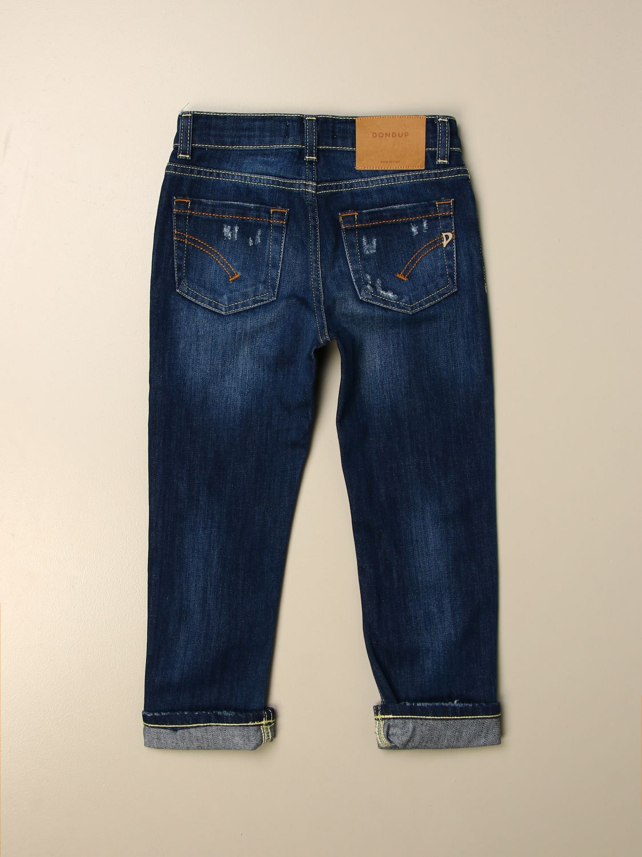 Jeans Dondup: Trousers kids Dondup denim 2