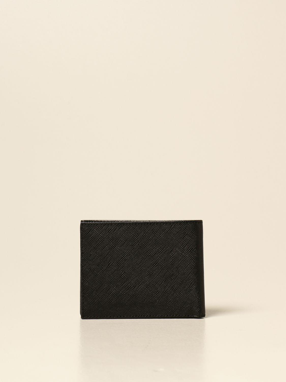 Wallet Armani Exchange: Wallet men Armani Exchange black 3