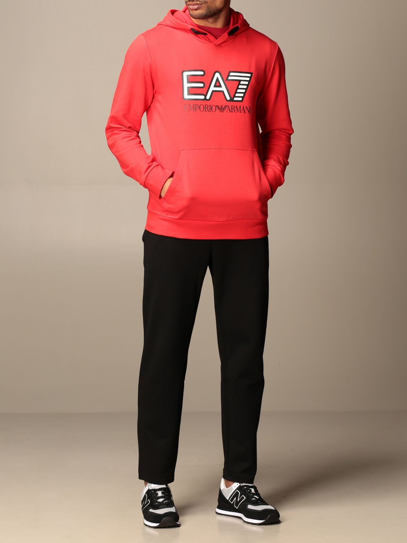 Pantalone Armani Exchange: Pantalone jogging Armani Exchange con logo nero 2