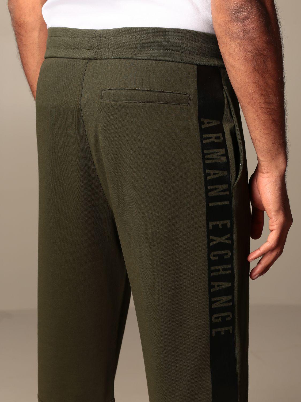 Trousers Armani Exchange: Trousers men Armani Exchange green 3