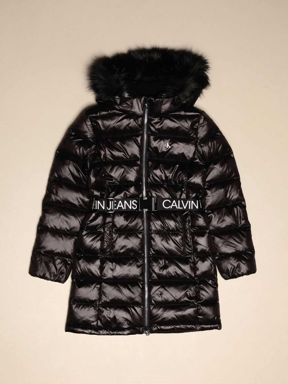 Chaqueta Calvin Klein: Chaqueta niños Calvin Klein negro 1