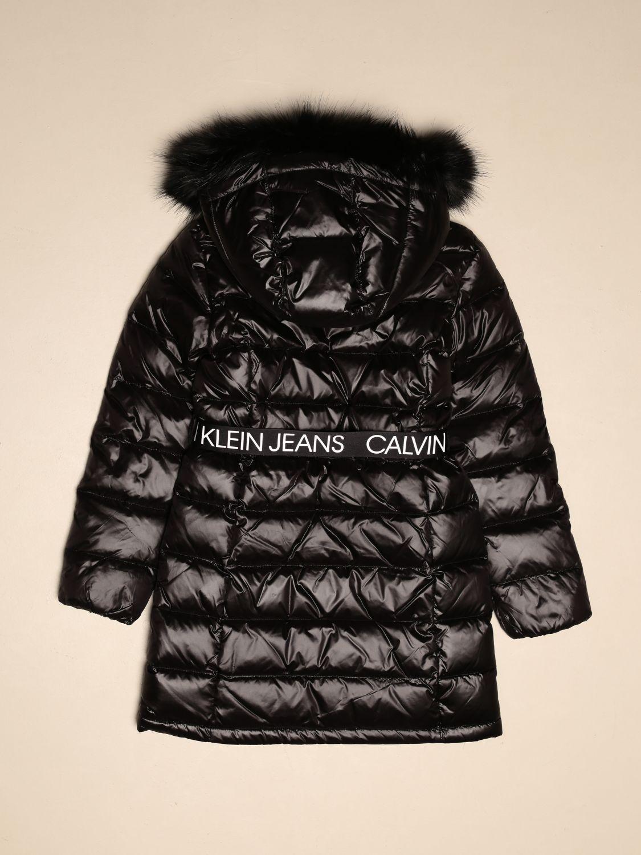 Chaqueta Calvin Klein: Chaqueta niños Calvin Klein negro 2