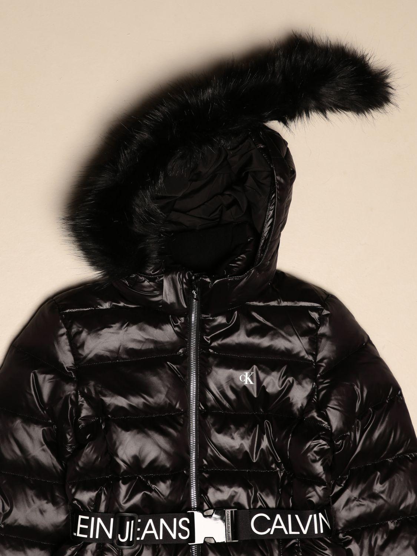 Chaqueta Calvin Klein: Chaqueta niños Calvin Klein negro 3