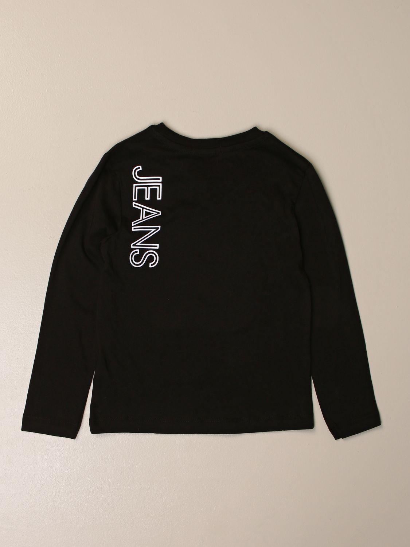 Camiseta Calvin Klein: Camiseta niños Calvin Klein negro 2