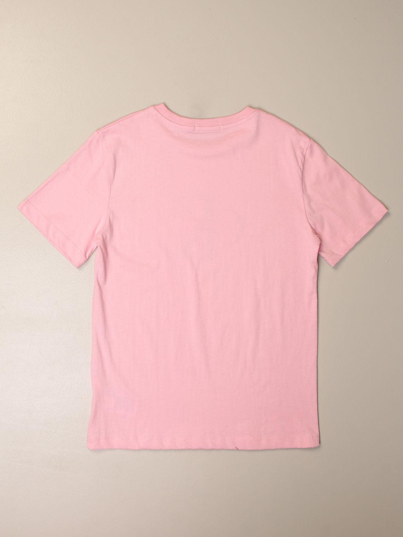 Camiseta Calvin Klein: Camiseta niños Calvin Klein rosa 2