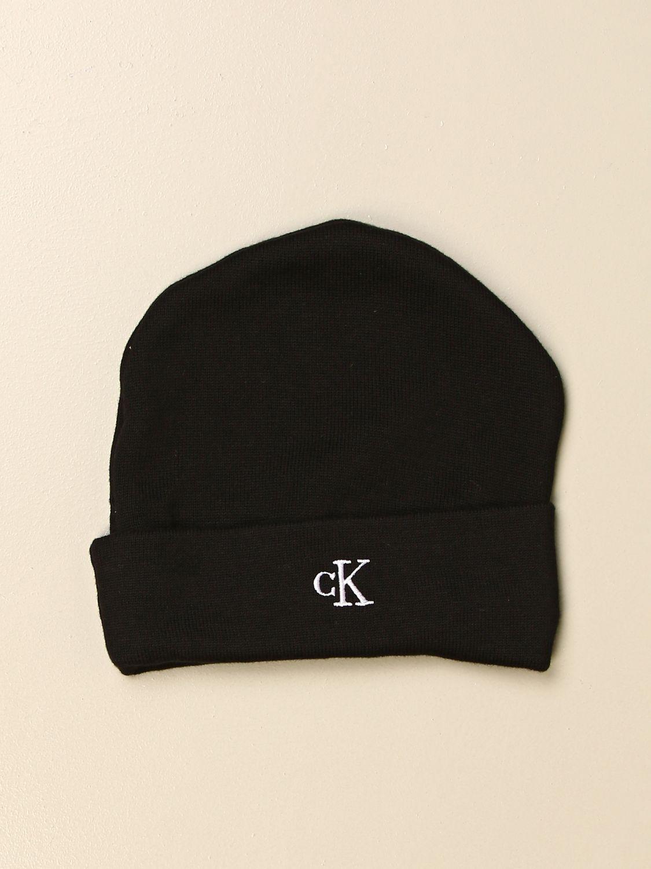 Gorro Calvin Klein: Gorro niños Calvin Klein negro 1