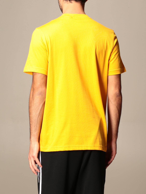T-shirt Adidas Originals: T-shirt men Adidas Originals yellow 2