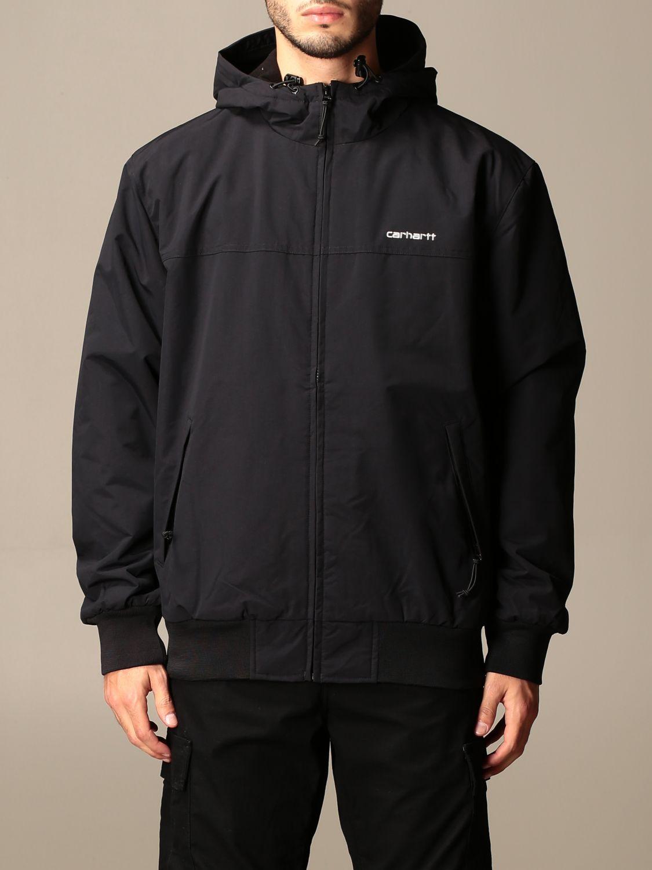 Куртка Carhartt: Куртка Мужское Carhartt черный 1