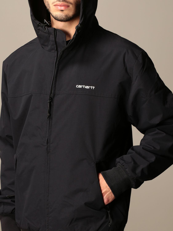 Куртка Carhartt: Куртка Мужское Carhartt черный 4
