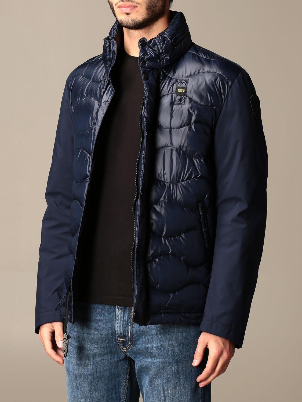Jacket Blauer: Jacket men Blauer blue 3