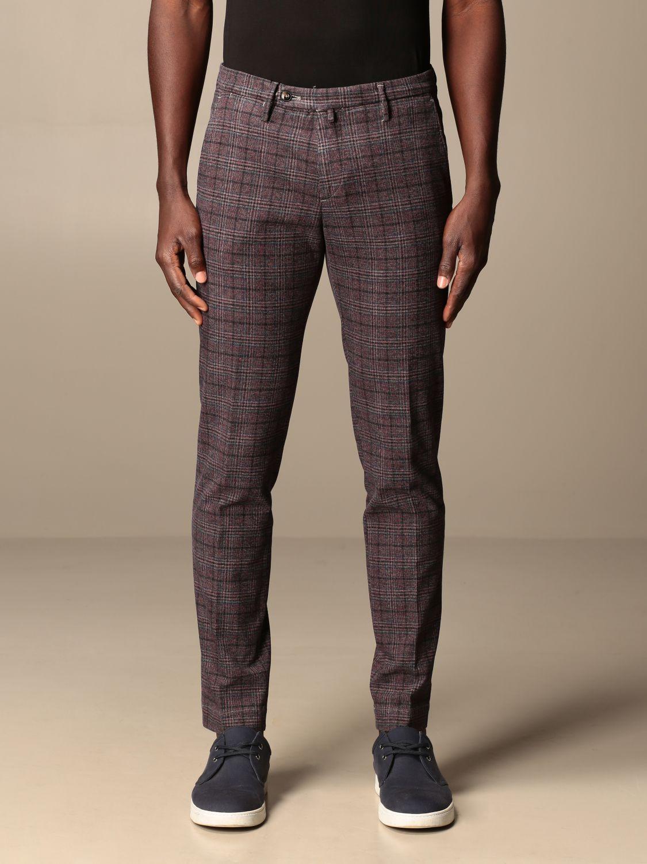 Pants Briglia: Pants men Briglia grey 1