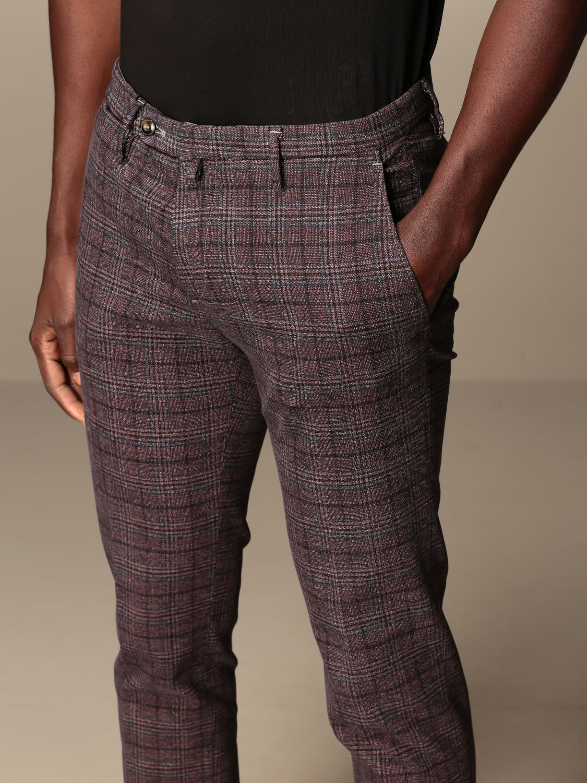 Pants Briglia: Pants men Briglia grey 3