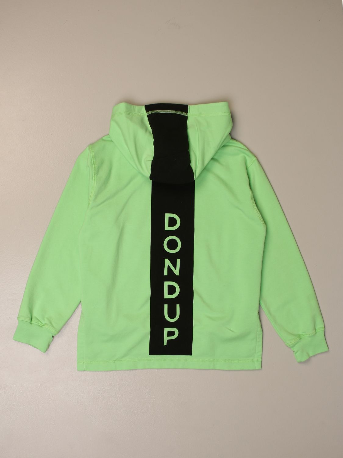 Jumper Dondup: Jumper kids Dondup lime 2