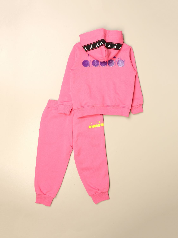 Mono Diadora: Mono niños Diadora rosa 2