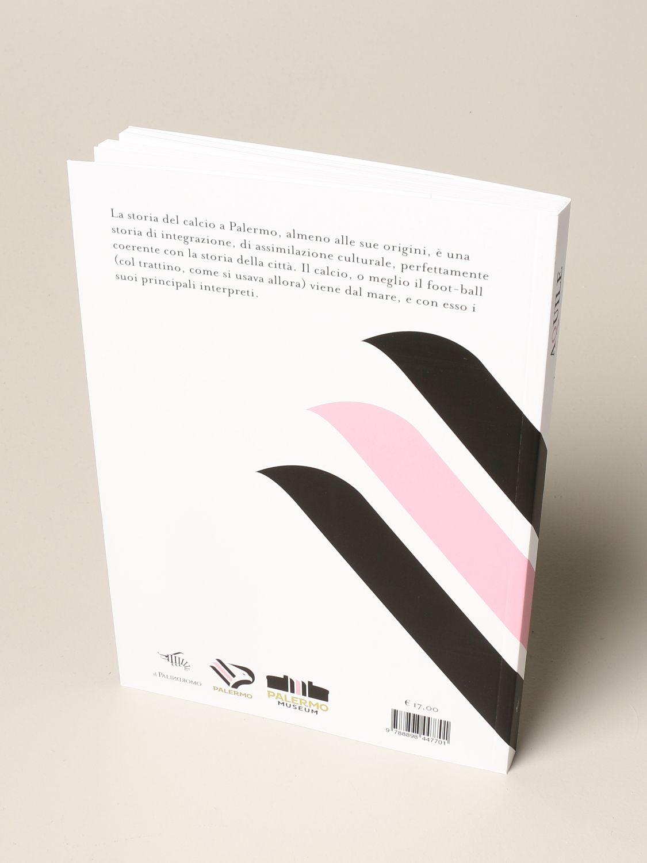Accessori Palermo: Libro Aquile Palermo bianco 2