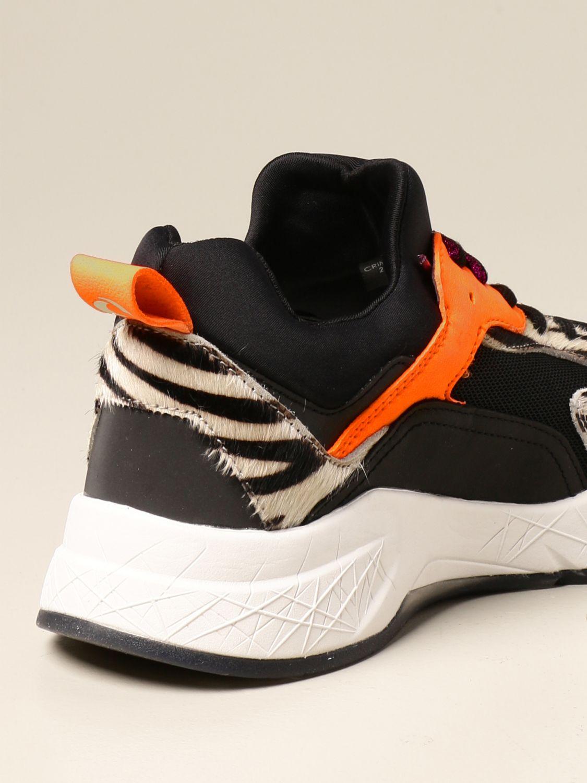 Sneakers Crime London: Schuhe damen Crime London bunt 3