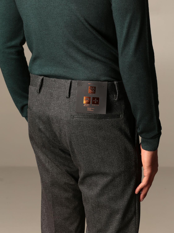 Pantalone Briglia: Pantalone classic Briglia a vita regolare antracite 3