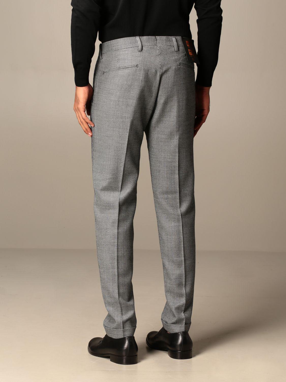 Trousers Briglia: Trousers men Briglia grey 2