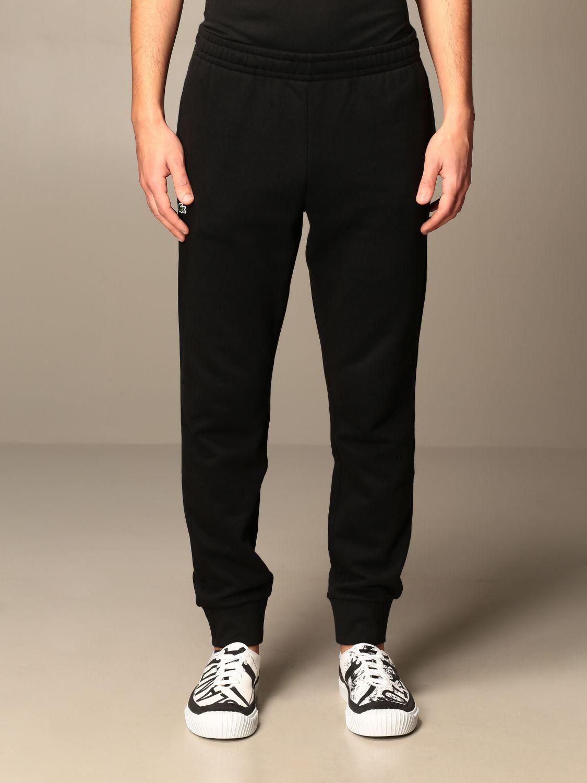 Pantalón Lacoste: Pantalón hombre Lacoste negro 1