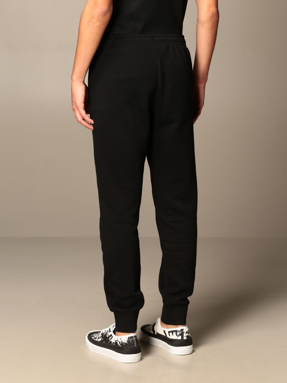 Pantalón Lacoste: Pantalón hombre Lacoste negro 2