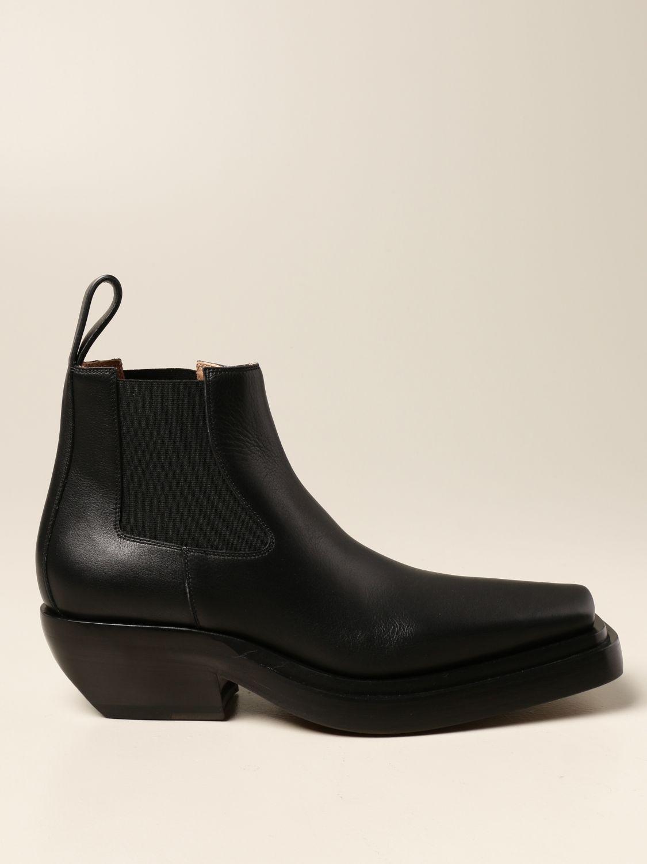 Heeled ankle boots Bottega Veneta: Heeled ankle boots women Bottega Veneta black 1