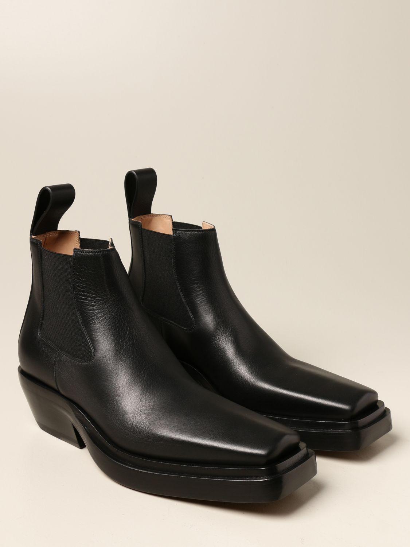Heeled ankle boots Bottega Veneta: Heeled ankle boots women Bottega Veneta black 2