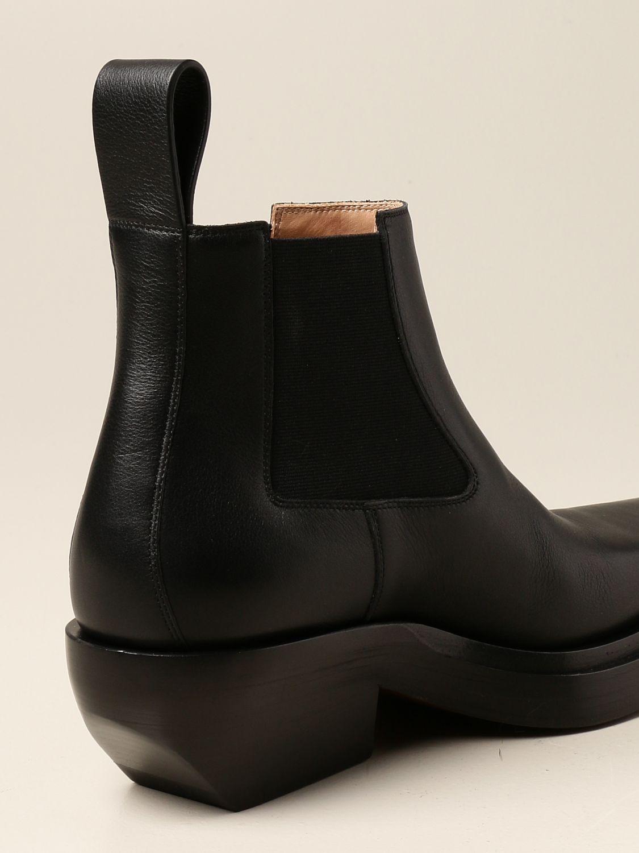 Heeled ankle boots Bottega Veneta: Heeled ankle boots women Bottega Veneta black 3