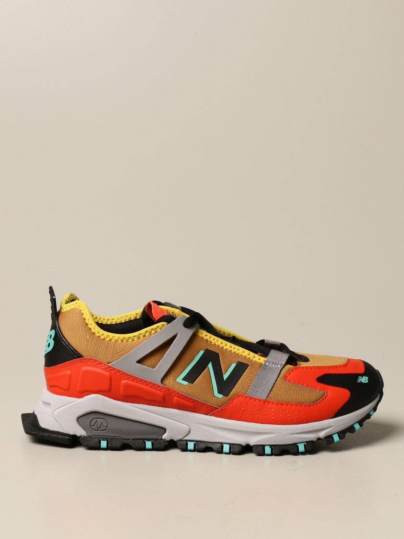 Sneakers XRCT New Balance in tessuto tecnico