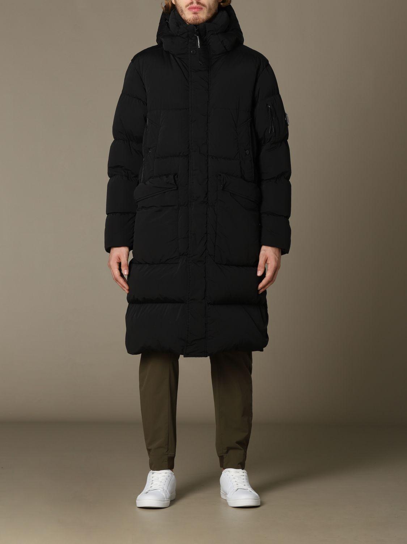 Куртка C.p. Company: Куртка Мужское C.p. Company черный 1