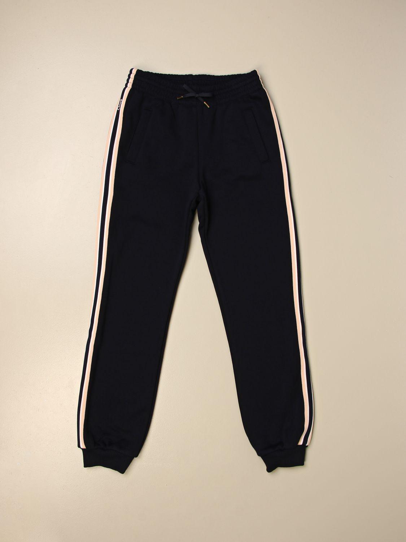 Pantalón Chloé: Pantalón niños ChloÉ azul oscuro 1