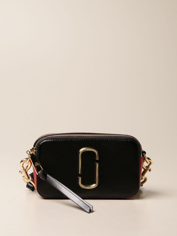 Mini- Tasche Marc Jacobs: Schultertasche damen Marc Jacobs schwarz 1