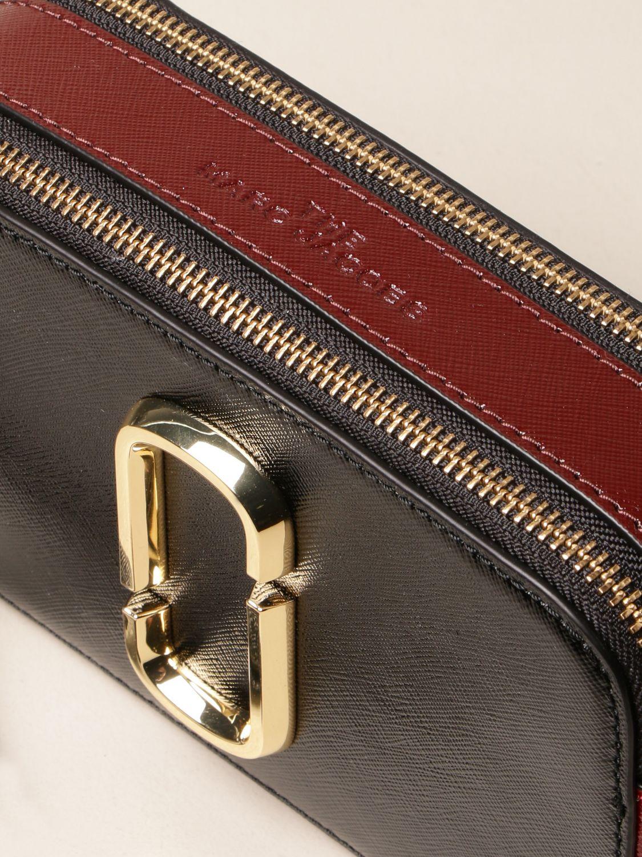 Mini- Tasche Marc Jacobs: Schultertasche damen Marc Jacobs schwarz 3