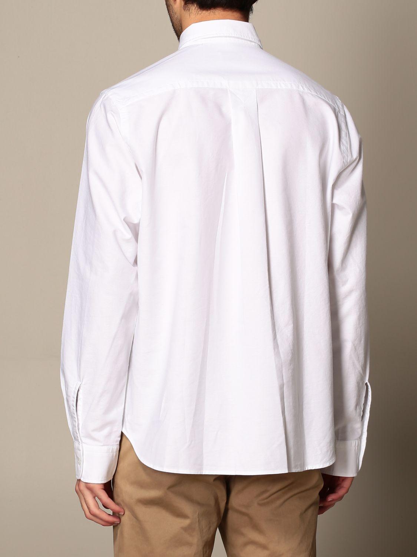 Shirt Kenzo: Kenzo basic cotton shirt white 2