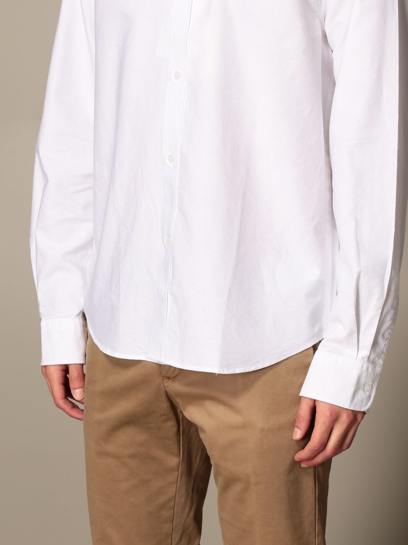 Shirt Kenzo: Kenzo basic cotton shirt white 4