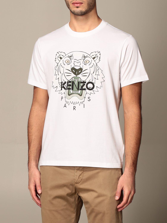 T-shirt Kenzo: T-shirt men Kenzo white 3