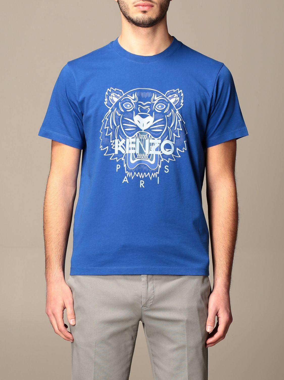 T-shirt Kenzo: T-shirt men Kenzo blue 1