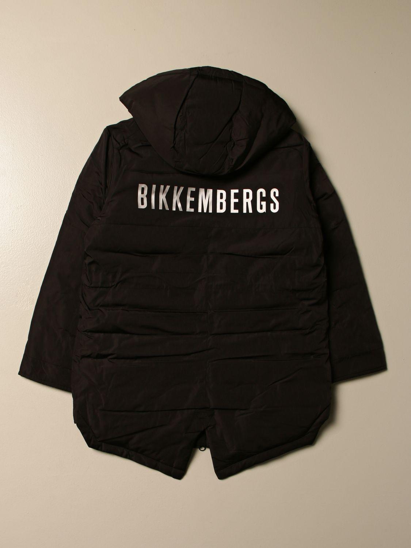 Chaqueta Bikkembergs: Chaqueta niños Bikkembergs negro 2