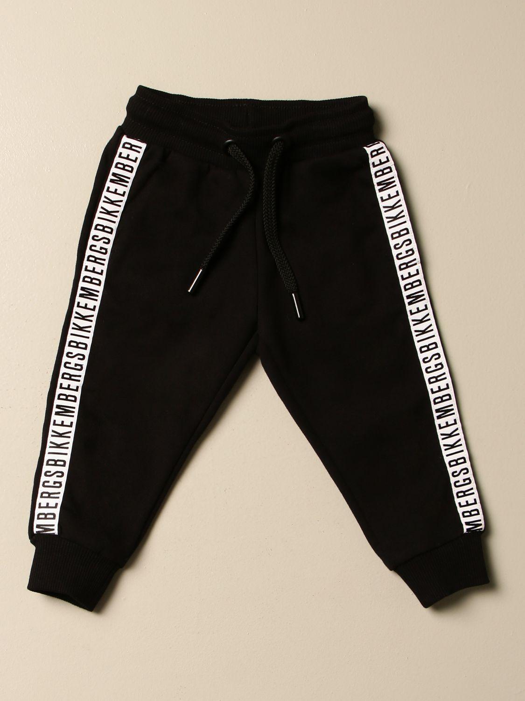 Pantalón Bikkembergs: Pantalón niños Bikkembergs negro 1
