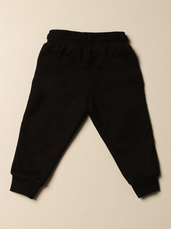 Pantalón Bikkembergs: Pantalón niños Bikkembergs negro 2