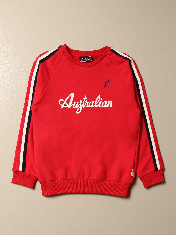 Jersey Australian: Camisa niños Australian azul oscuro 1