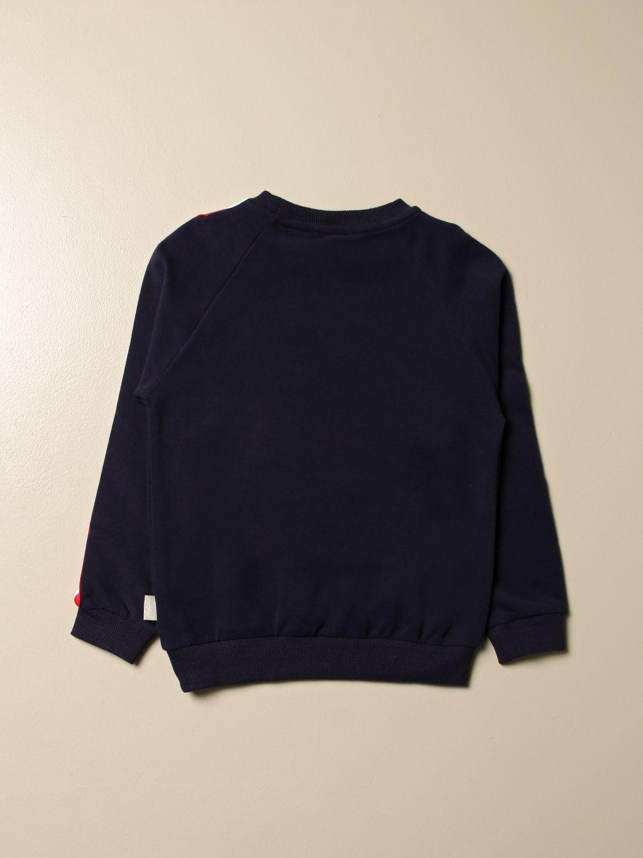 Sweater Australian: Australian crewneck sweatshirt with logo red 2