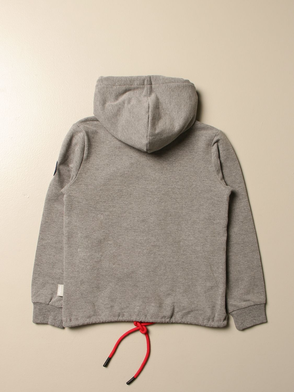 Jersey Australian: Camisa niños Australian gris 2